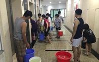 Hà Nội có thể thiếu nước sạch trong hè 2018