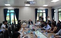 Lãnh đạo Hiệp hội Bất động sản Việt Nam thăm dự án Khu công nghiệp Đại An