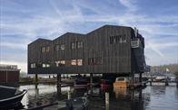10 thiết kế nhà bên cạnh hồ nước tuyệt đẹp