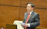 Bộ trưởng Nguyễn Văn Thể: Không dự án BOT nào không tổ chức đấu thầu!
