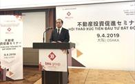 Các dự án bất động sản của Tập đoàn TMS thu hút nhà đầu tư Osaka, Nhật Bản