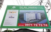 Có dấu hiệu huy động vốn trái phép tại dự án Green Mark?