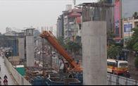 Thanh tra Chính phủ kiến nghị xử lý trách nhiệm việc chậm tiến độ, đội vốn đường sắt Nhổn - ga Hà Nội