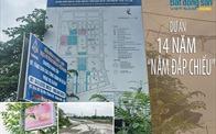 """Dự án khu đô thị mới Thịnh Liệt sau 14 năm vẫn """"đắp chiếu"""""""