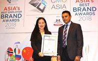 Novaland 3 năm liên tiếp được vinh danh là thương hiệu tuyển dụng tốt nhất Châu Á