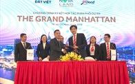 Công bố các đại lý phân phối chính thức của dự án The Grand Manhattan