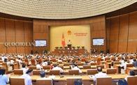 Quốc hội chốt chỉ tiêu GDP 2019 tăng 6,6 - 6,8%