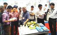 Hòa Phát giới thiệu sản phẩm xỉ hạt lò cao nghiền mịn S95 tại triển lãm Bê tông – Xi măng 2018