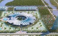 Bộ Xây dựng cho ý kiến về việc thực hiện dự án Trung tâm Hội chợ triển lãm Quốc gia