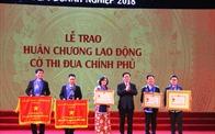 Văn Phú – Invest được tôn vinh tại Đêm Doanh Nghiệp 2018