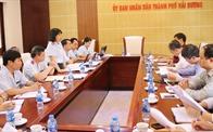 Công bố Quyết định Thanh tra về quản lý Nhà nước trong lĩnh vực xây dựng tại TP. Hải Dương