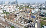 """Bộ Xây dựng trả hồ sơ, dự án của """"đại gia"""" Đinh Trường Chinh chưa hẹn ngày tái thi công?"""