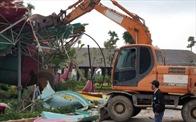 Vụ phá hủy công viên nước Thanh Hà và cái tâm của người lãnh đạo