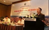 Lạng Sơn tổ chức họp báo Hội nghị Xúc tiến đầu tư năm 2019