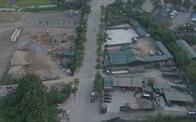 Hàng nghìn mét vuông đất sử dụng sai mục đích tại phường Thạch Bàn?