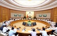 Chính phủ họp phiên thường kỳ tháng 9