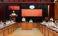 Phó Thủ tướng Thường trực làm việc với TP.HCM về phòng, chống tham nhũng