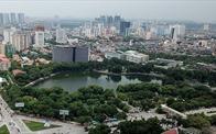 Hà Nội nỗ lực xanh hóa không gian đô thị