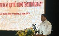 Chủ tịch Hà Nội: Không có lợi ích nhóm trong Dự án nhà máy nước mặt sông Đuống