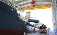 Sản lượng tiêu thụ thép xây dựng Hòa Phát ở phía Nam tăng 41% trong tháng 1