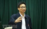 Phó Thủ tướng: Chậm nhất từ ngày 10/3, toàn dân khai báo sức khoẻ