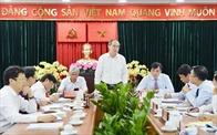 Bí thư Thành ủy TP.HCM Nguyễn Thiện Nhân: Lấy ý kiến của người dân đánh giá về kết quả chống ngập