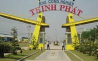 Đổi chủ đầu tư thực hiện Dự án khu công nghiệp Thịnh Phát ở Long An