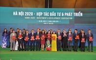 Hà Nội trao quyết định chủ trương đầu tư cho 229 dự án với tổng vốn 17,6 tỷ USD