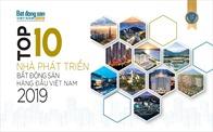 Top 10 Nhà phát triển bất động sản hàng đầu Việt Nam 2019