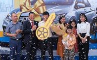 PVcomBank trao tặng xe ô tô Honda City cho khách hàng trúng thưởng