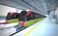 Tàu metro Nhổn - ga Hà Nội sẽ chạy với tốc độ trung bình 35km mỗi giờ