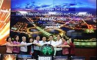 Vận hành thí điểm trung tâm điều hành thành phố thông minh Bắc Ninh
