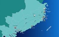 Dự án nào sở hữu vị trí chiến lược tại khu du lịch quốc gia Ninh Chữ?