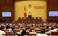 Quốc hội cho ý kiến dự án sửa đổi Luật Đầu tư và Luật Doanh nghiệp