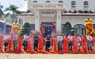 Tập đoàn Sao Mai khánh thành khách sạn Bông Hồng tại TP. Sa Đéc