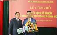 Bổ nhiệm ông Trần Bảo Trung làm Phó Tổng biên tập báo Gia đình Việt Nam
