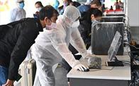 Sân bay Vân Đồn áp dụng triệt để quy trình phòng dịch khi đón chuyến bay mới