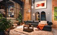 Đổi sắc không gian với những kiểu trang trí nhà đón tết 2020