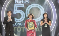 Forbes: Vinh danh Techcombank trong Top 50 công ty niêm yết tốt nhất Việt Nam
