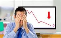 Nhiều cổ phiếu lớn giảm sâu, VN-Index mất hơn 8 điểm