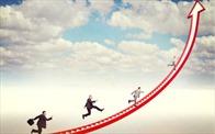 VN-Index tăng hơn 18 điểm, hàng loạt cổ phiếu bất động sản bứt phá