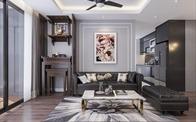 Sống tiện nghi bậc nhất trong căn hộ 83m2 nhờ thiết kế thông minh