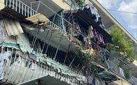 Hàng loạt chung cư ở TP.HCM… chờ sập