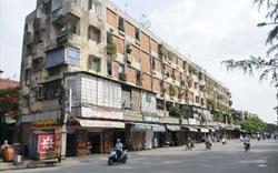 Bộ xây dựng: Đề nghị ban hành chỉ thị về kiểm tra an toàn các công trình cũ tại đô thị