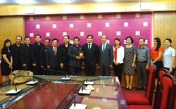 Bộ xây dựng: Thứ trưởng Lê Quang Hùng tiếp đoàn công tác Hiệp hội BĐS Singapore