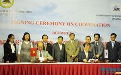 Hiệp hội BĐS Việt Nam và Hiệp hội Quản lý xây dựng Hàn Quốc ký bản ghi nhớ hợp tác