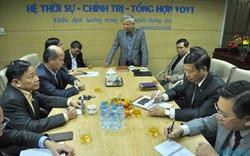 Hiệp hội BĐS Việt Nam và VOV1 tăng cường hợp tác tuyên truyền