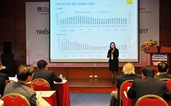 """Hội thảo """"Triển vọng thị trường BĐS 2017 – Tác động chính sách"""" thành công tốt đẹp"""