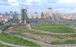 Sở xây dựng TP. Hà Nội: Đề xuất thu hồi những dự án chậm triển khai để hoang hóa