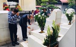 Hiệp hội Bất động sản Việt Nam dâng hương tưởng niệm các anh hùng liệt sĩ tại Khu di tích Ngã ba Đồng Lộc